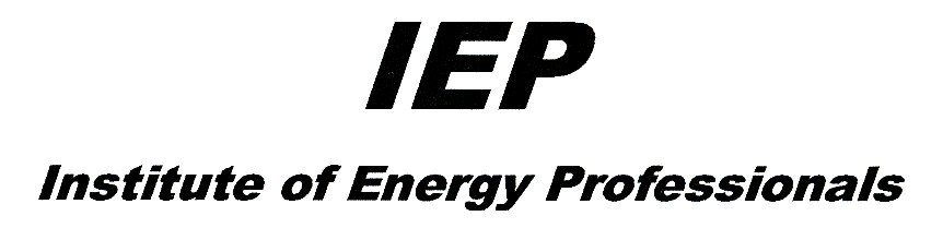 Institute of Energy Professionals (IEP) - Promoting and Reducing Energy Is What We Do BEST